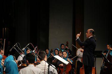 سومین شب سی و سومین جشنواره موسیقی فجر