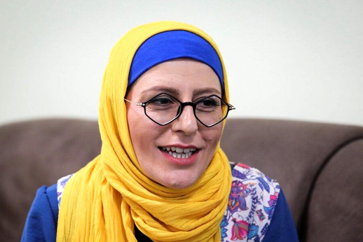 چهره شاد سوسن پرور در جشنواره جهانی فیلم فجر + عکس