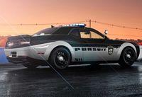 ساخت سریعترین خودرو جهان برای پلیس +عکس