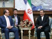 جهانگیری: ایران در دوران بازسازی در کنار سوریه خواهد بود