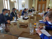 دومین نشست معاونین وزرای خارجه ایران و اوکراین برگزار شد