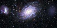 کهکشان عظیم همسایه