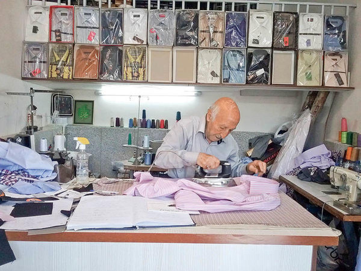 افزایش ۳۰درصدی تقاضای تعمیرات لباس