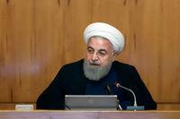 روحانی: شکست توطئه آمریکا در فشار حداکثری به ملت ایران +فیلم