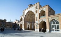 مسجد امام خمینی (ره) در بروجرد +عکس