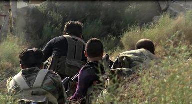 نبرد سنگین نیروهای مقاومت در غوطه شرقی دمشق