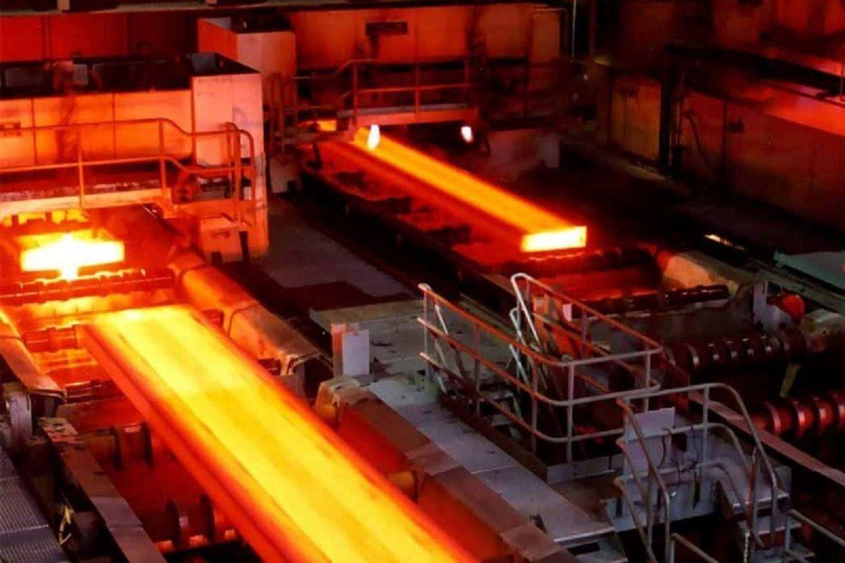 تولید ۲۵.۳میلیون تن شمش فولادی تا پایان دیماه