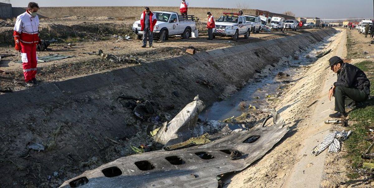 بیانیه گروه بررسی سانحه بوئینگ اوکراینی
