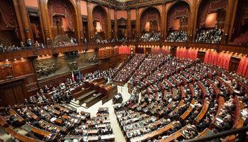 رسوایی جنسی در توالت پارلمان ایتالیا