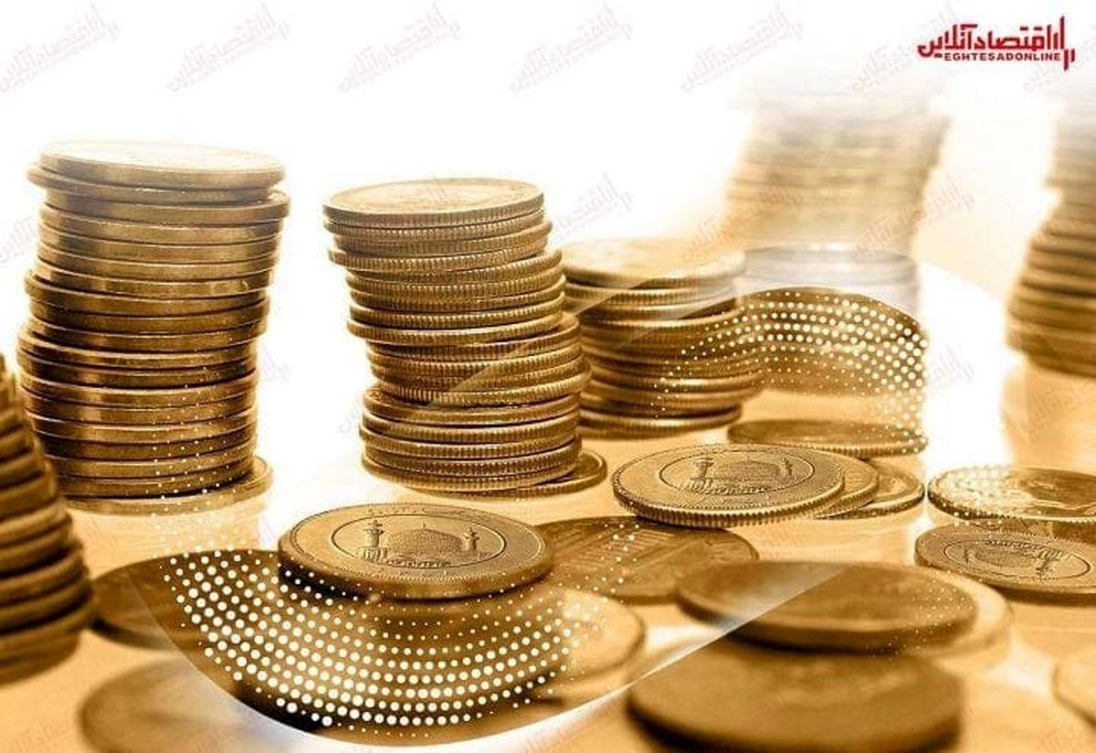 سکه به کانال ۱۱میلیون تومان بازگشت/ طلا اندکی ارزان شد