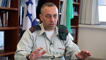 اعتراف ژنرال اسرائیلی به توان موشکی ایران