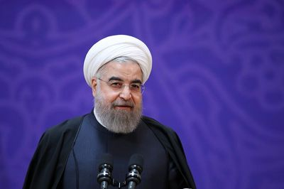 Image result for ‫روحانی‬‎