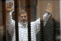 حکم اعدام محمد مُرسی لغو شد