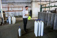 افزایش تقاضای اکسیژن در مراکز درمانی