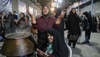 ششمین جشنواره ملی پخت سمنو در آشتیان +تصاویر