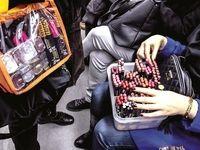 دستفروشی در مترو؛ شغلی از سر ناچاری