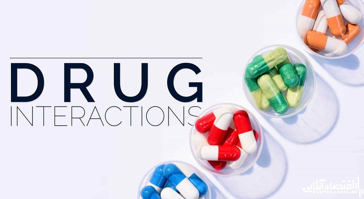 تداخلات دارویی بین آزیترومایسین و اریتروسین