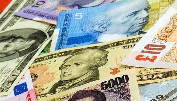 آخرین قیمت ارز در صرافی ملی