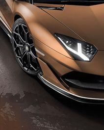 لامبورگینی مدل SVJ Aventador