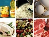 متوسط قیمت اقلام خوراکی شهری +قیمت