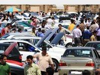 هیاهوی مجازی در بازار سوت و کور خودرو