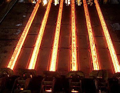 فولاد مبارکه بزرگترین تولید کننده آهن اسفنجی در جهان