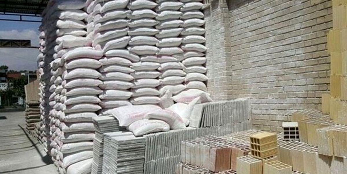 افزایش  ۳۵درصدی قیمت سیمان سفید