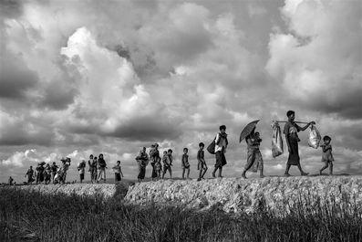 برندگان مسابقه عکس مطبوعاتی جهانی 2018