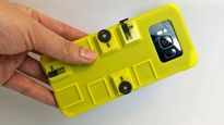 قاب هوشمندی که بدون سیم و بلوتوث گوشی را کنترل میکند