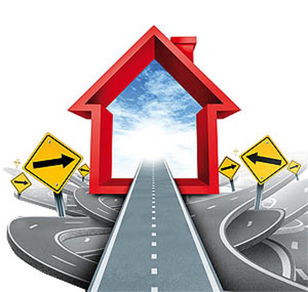 چرا بازار مسکن راکد است؟