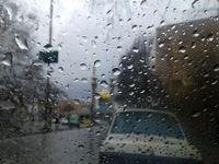 بارش باران در شمال غرب، شمال شرق و ارتفاعات البرز مرکزی