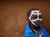 تصاویر عجیب از پسران شکست ناپذیر قبیله ماسایی