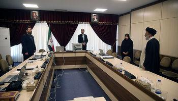 بازدید رئیس قوه قضاییه از دفتر ثبت دارایی مسئولان