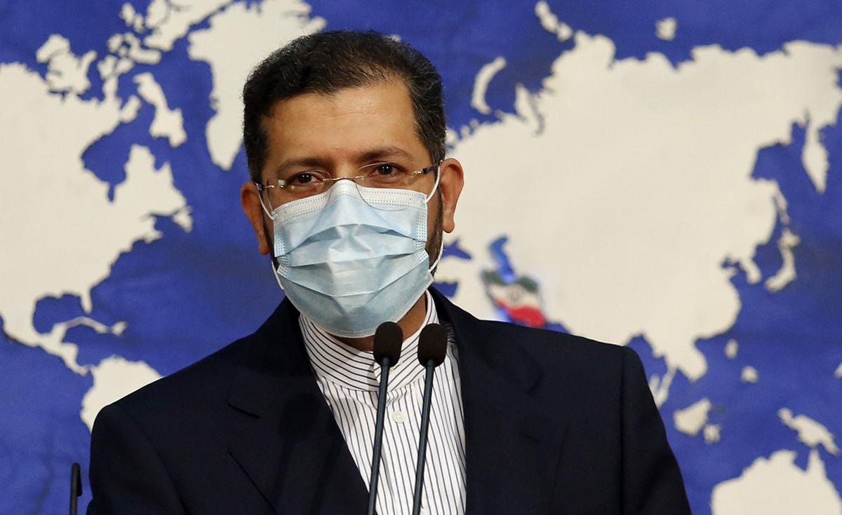 خطیب زاده: پامپئو باز هم دچار وسواس ذهنی نسبت به ایران شد