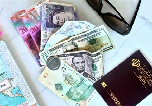 نرخ ارز رسمی ثابت ماند