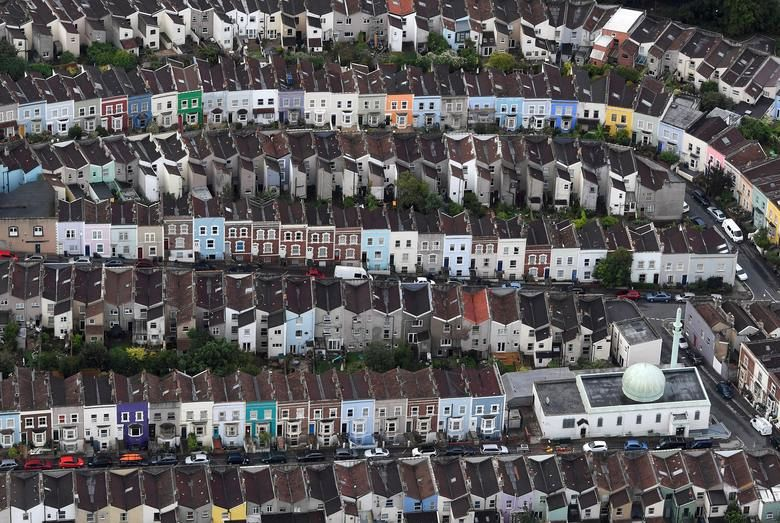 Pictures of the year: Aerials
