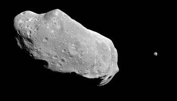 بررسی احتمال برخورد یک سیارک با زمین
