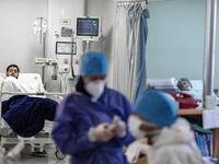 بیمارستانها تختی برای بستری بیماران ندارند