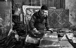 بازار آهن فروشان همدان +عکس