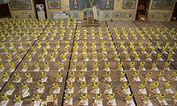 آغاز توزیع یک میلیون بسته معیشتی توسط ستاد اجرایی فرمان امام