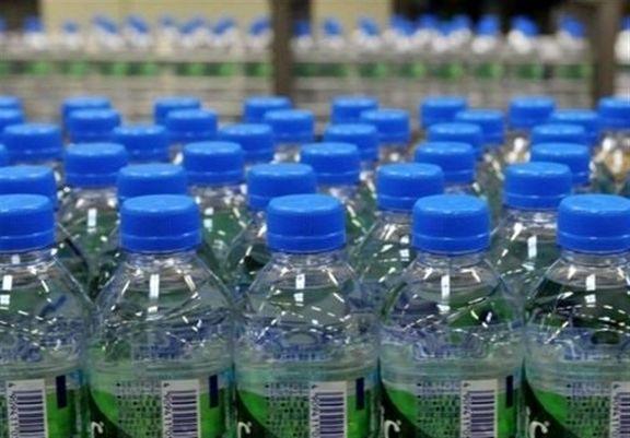 یک بطری آب معدنی در کشورهای همسایه چقدر قیمت دارد؟