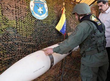 آغاز بزرگترین رزمایش نظامی تاریخ ونزوئلا