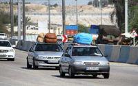بیشاز یک میلیون و ۵۰۰هزار مسافر به مازندران وارد شدند