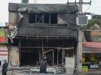 غارت فروشگاههای زنجیرهای در اسلامشهر و بهارستان تهران