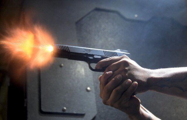 تصویر از شلیک به همسر مقابل ساختمان شورای حل اختلاف