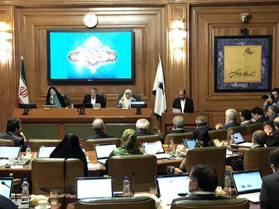هیچ کدام از اعضاء از شورای شهر تهران خارج نمیشوند