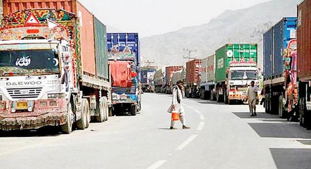 صادرات ریالی به افغانستان متوقف شد