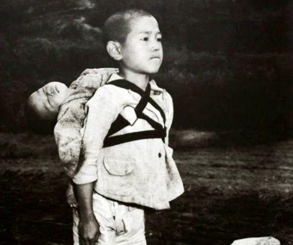 ماجرای یکی از تاثیرگذارترین عکسهای جنگ جهانی دوم