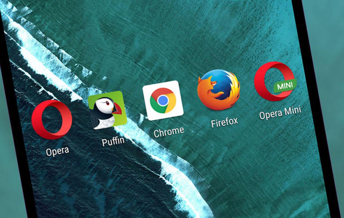 """بهترین مرورگر موبایلی کدام است؟/ محبوبیت """"اپرا"""" در نسخههای موبایلی"""