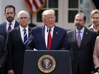 ترامپ در تمام ۵۰ایالت آمریکا